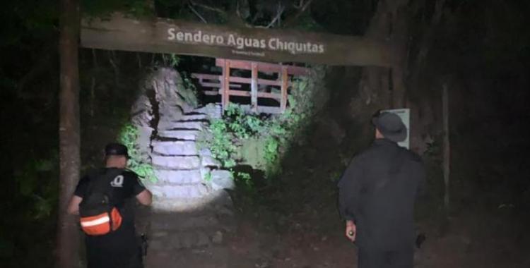 Luego de más de 24 horas de búsqueda rescatan a cuatro jóvenes perdidos en Aguas Chiquitas | El Diario 24