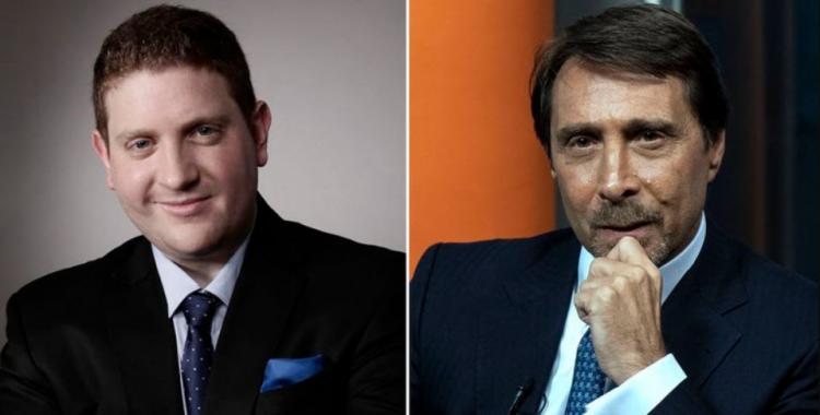 Feinmann y Viale dejan A24 y pasan a una nueva señal de noticias | El Diario 24