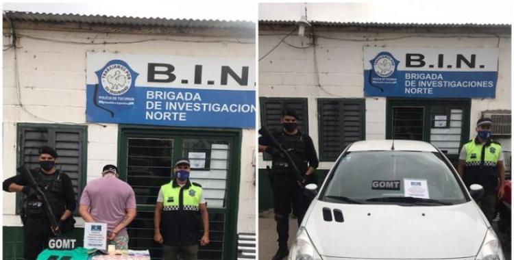 Atraparon a Catita luego de un raid delictivo en Lomas de Tafí   El Diario 24