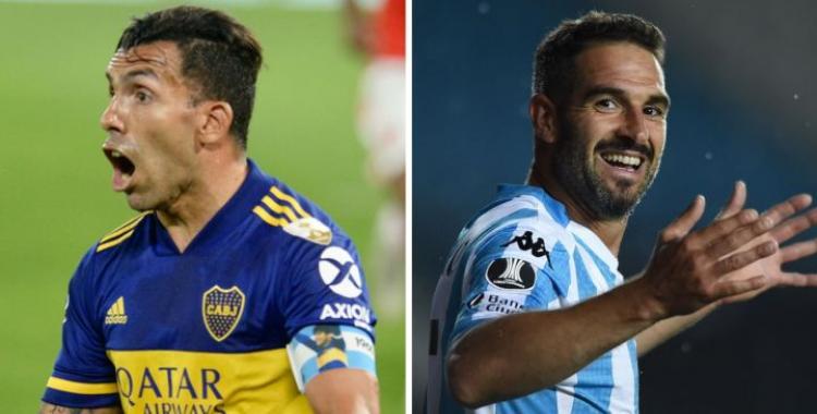 Llegó la hora de la verdad para Boca Juniors y Racing que inician la serie de cuartos de final de la Libertadores | El Diario 24