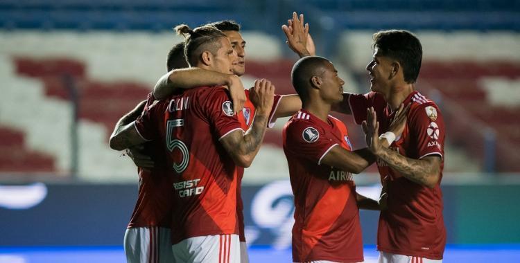 VIDEOS: River fue una aplanadora y se metió en la semifinal de la Copa Libertadores | El Diario 24