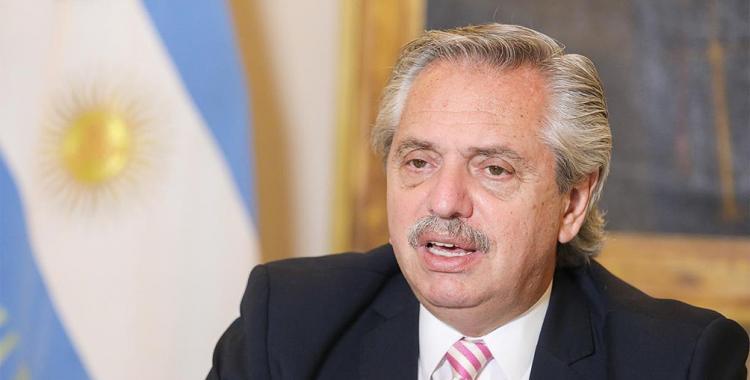 Alberto Fernández reconoció las cifras de la pobreza, pero asegura que si el Estado no estaba presente, sería más alta | El Diario 24