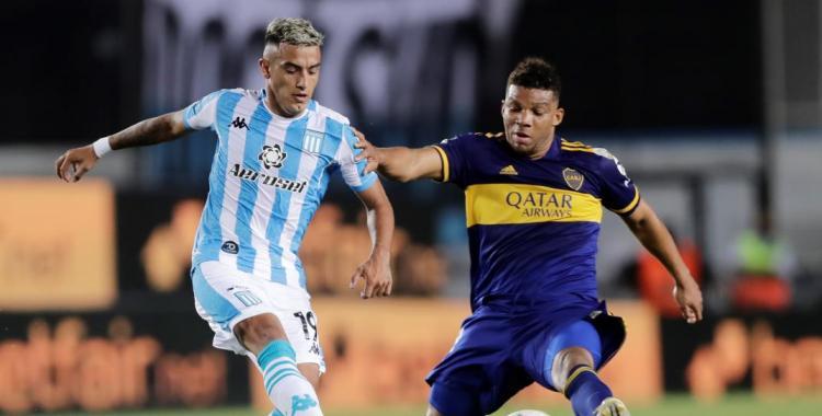 Boca vs. Racing, en busca de la semifinal de la Copa Libertadores: hora, TV y formaciones | El Diario 24