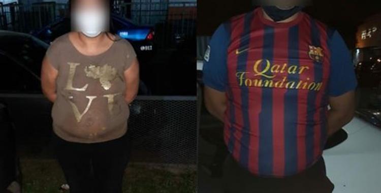 VIDEO Detuvieron a una pareja acusada de haber arrojado a la basura a un bebé recién nacido   El Diario 24