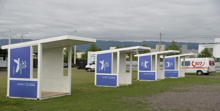 Habilitarán un autovac para vacunar a 15 mil adultos mayores en Yerba Buena   El Diario 24