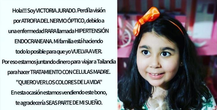 Indignante: robaron el dinero recaudado para el tratamiento médico de una nena tucumana no vidente   El Diario 24