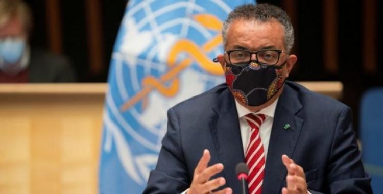 La solidaridad es necesario como nunca antes para poder superar la pandemia, dijo el director de la OMS | El Diario 24