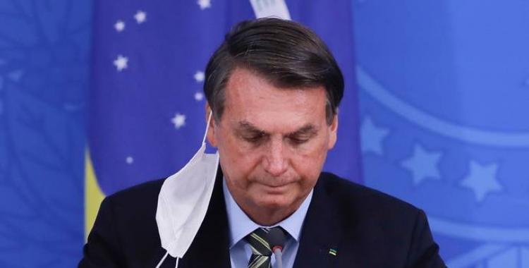 Bolsonaro dijo que Brasil está quebrado y que no puedo hacer nada | El Diario 24