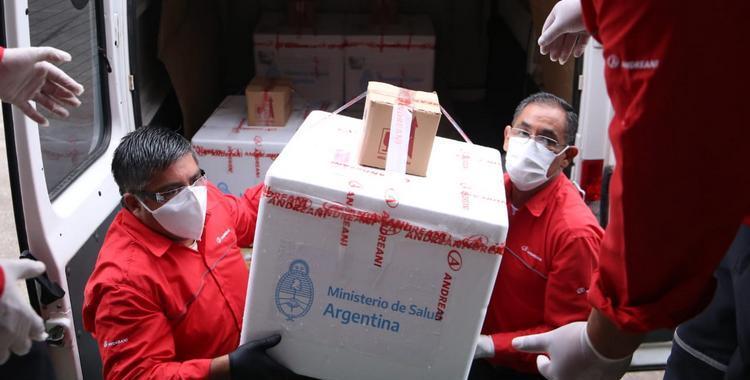Llegaron a Tucumán 6.300 dosis más de la vacuna Sputnik V | El Diario 24