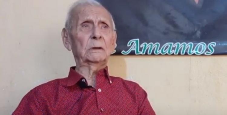 VIDEO Tiene 101 años, contrajo coronavirus, superó la enfermedad sin inconvenientes y cuenta el secreto | El Diario 24