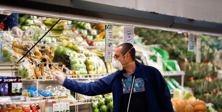 Sólo en la primera semana de enero, los alimentos sufrieron un aumento del 1,2% | El Diario 24