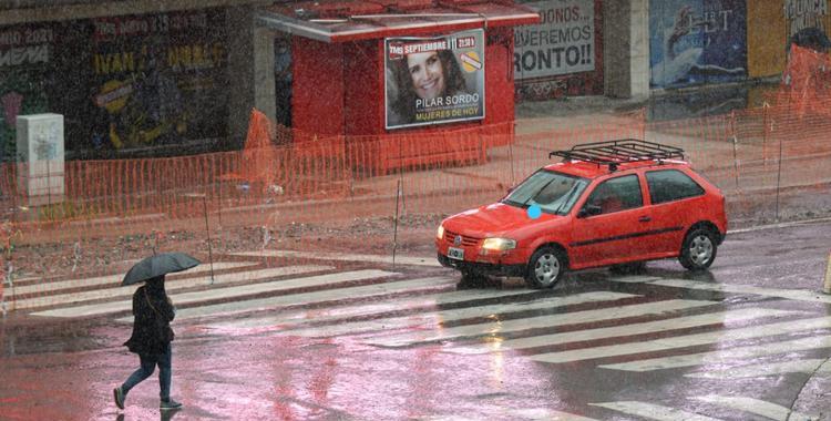 Tucumán en alerta amarilla por posibles tormentas, intensas ráfagas y caída de granizo | El Diario 24