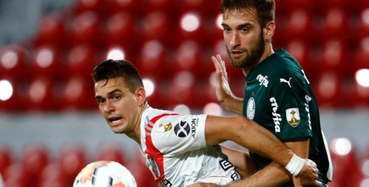 River y el sueño de la hazaña esta noche ante Palmeiras en busca de una nueva final de Libertadores | El Diario 24