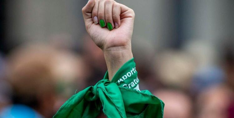 Con un acto, el gobierno le pone fecha a la promulgación del aborto legal | El Diario 24