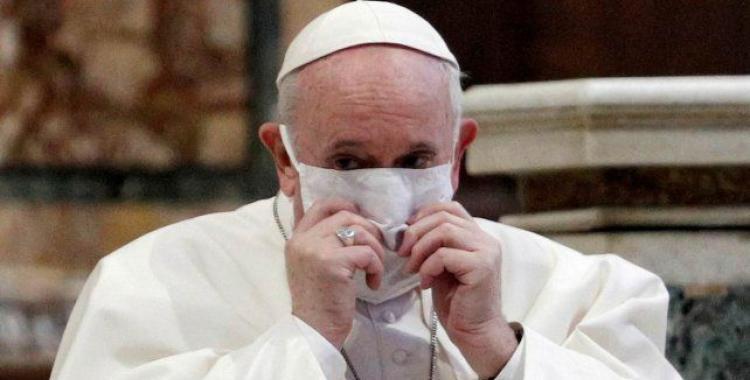 El papa Francisco fue vacunado contra el coronavirus con la producida por Pfizer-BionTech | El Diario 24