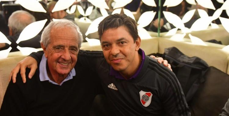 D'Onofrio habló de Gallardo y dijo que hará todo lo posible para que continúe en River   El Diario 24