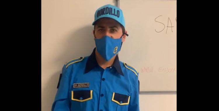 Soy Covid positivo: Miguel Martin, el querido Oficial Gordillo, lo confimó en sus redes | El Diario 24