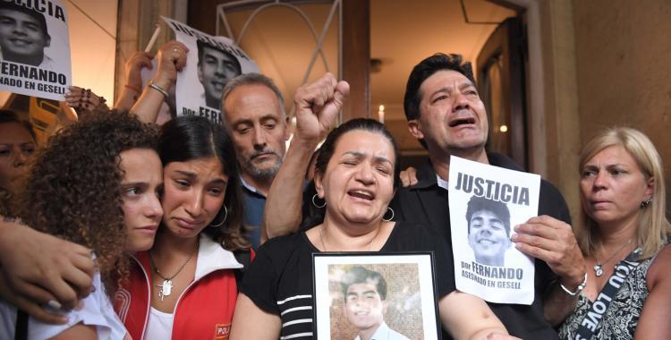 VIDEO Nuestra vida está acabada, aseguró la madre de Fernando Báez Sosa a un año de su muerte | El Diario 24