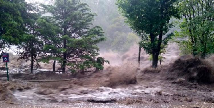 VIDEO: Ríos desbordados y evacuados, el impresionante temporal en Córdoba | El Diario 24