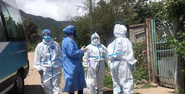 Salud continúa centrando esfuerzos contra el coronavirus en Tafí del Valle | El Diario 24