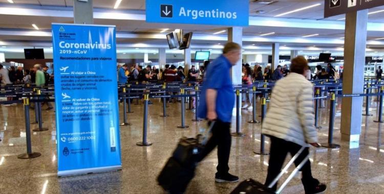 Coronavirus: detectaron la variante de Reino Unido en un viajero que llegó a Argentina | El Diario 24