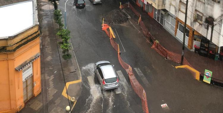 Caída de árboles y familias asistidas: Lo que dejó la tormenta en Tucumán y los lugares más afectados   El Diario 24