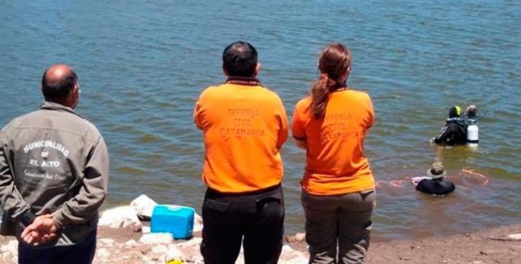Dos pescadores murieron ahogados en el dique de Collagasta tras hundirse su bote   El Diario 24