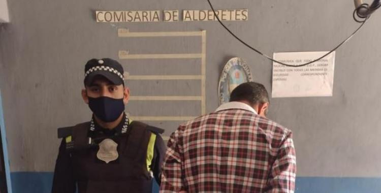 Alderetes: tenía una orden de restricción, ingresó a la fuerza a la casa de su expareja y abusó de ella | El Diario 24
