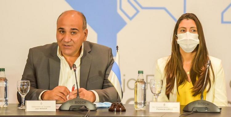 Juan Manzur apoyó a Fernández en revertir las asimetrías históricas del norte argentino   El Diario 24