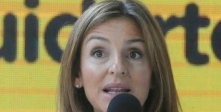 Soledad Acuña aseguró que la burbuja será el aula y las redes sociales ardieron | El Diario 24