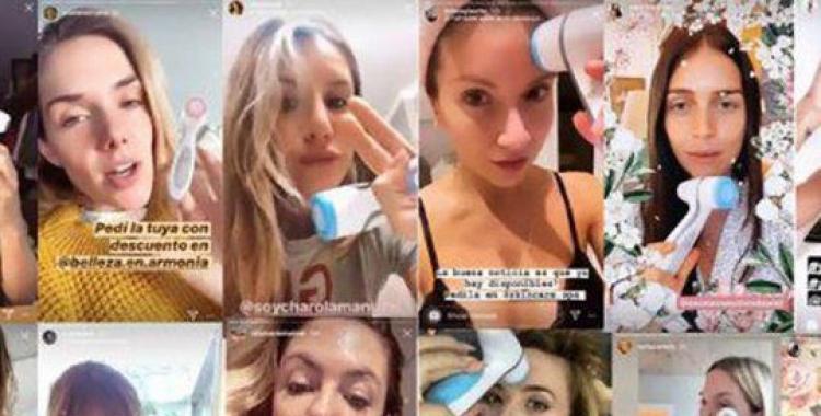 Dura sanción del Gobierno a Nu Skin, el producto de cosmética que famosas promocionan en las redes | El Diario 24