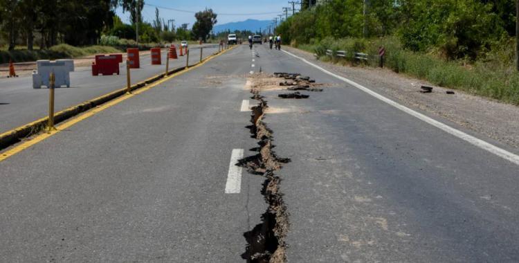 Luego del terremoto en San Juan, Nación envía una primera asistencia de 400 millones de pesos | El Diario 24