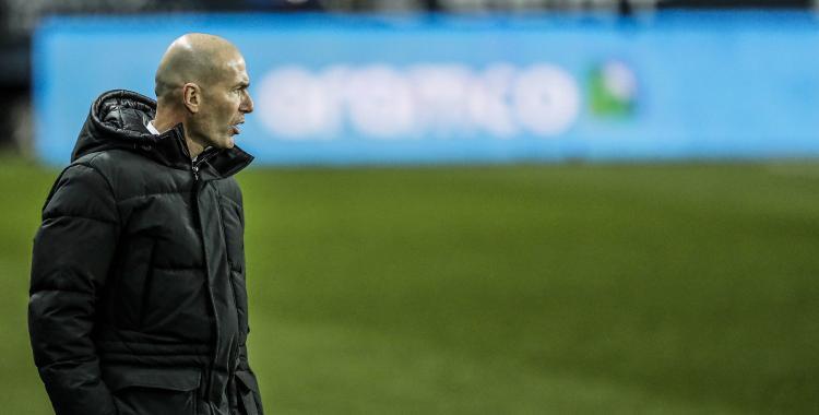 Zinedine Zidane dio positivo para coronavirus: la palabra del Real Madrid | El Diario 24