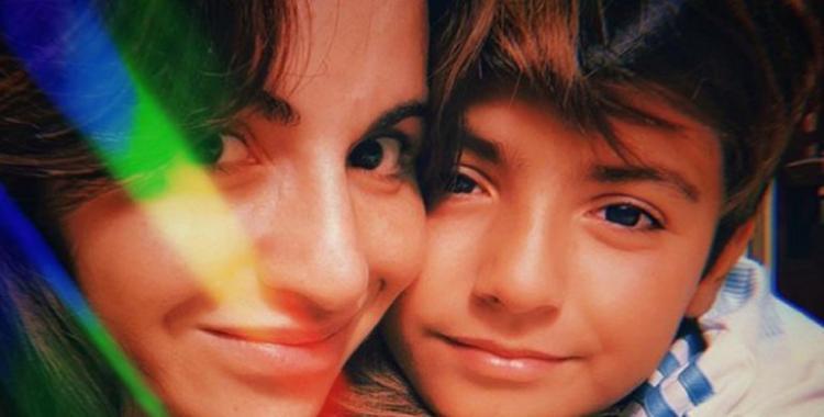 Gianinna Maradona confirmó que su hijo Benjamín Agüero tiene coronavirus   El Diario 24