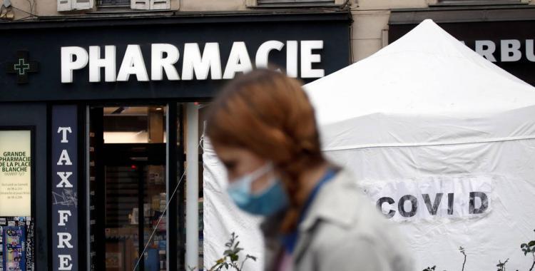 El coronavirus arrasa en Francia: 23.292 nuevos casos, llevan a más de tres millones el total de infectados | El Diario 24