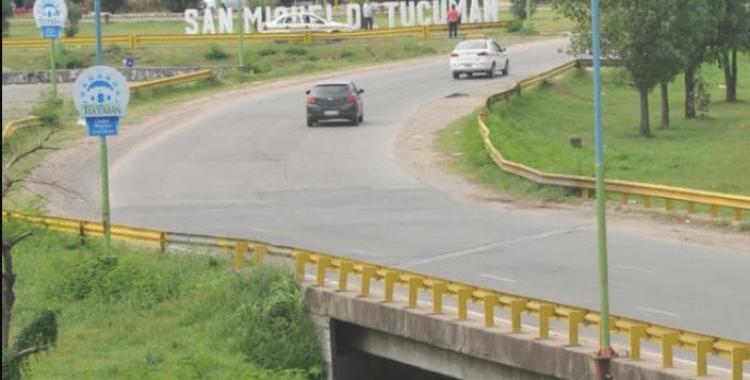 Accidente fatal en el puente de San Cayetano: perdió el control de su moto y murió | El Diario 24