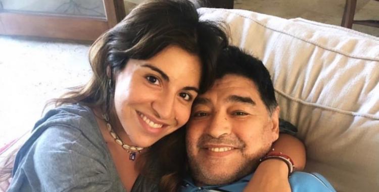 Gianinna Maradona y un emocionante posteo para su padre al cumplirse dos meses de su muerte   El Diario 24