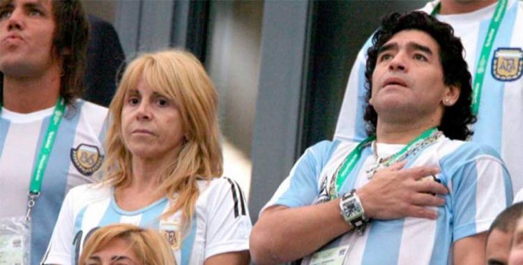 Tres hijos de Diego Maradona pidieron continuar con el juicio contra Claudia Villafañe | El Diario 24