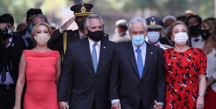 Alberto Fernández: Argentina y Chile están hermanados y así debe estar todo América Latina en esta pandemia   El Diario 24