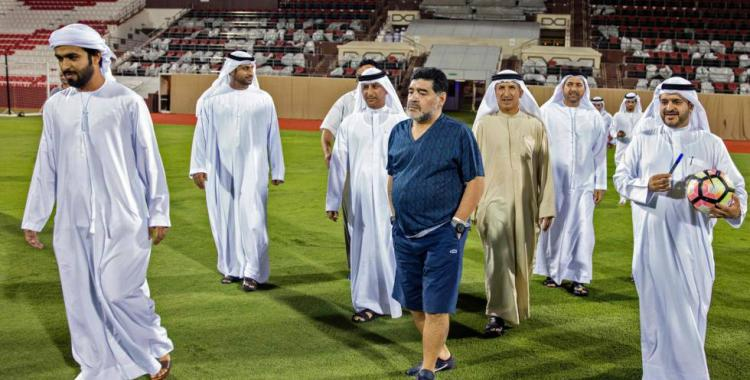 Revelaron qué contienen las dos cajas fuertes que Maradona dejó en Dubai | El Diario 24