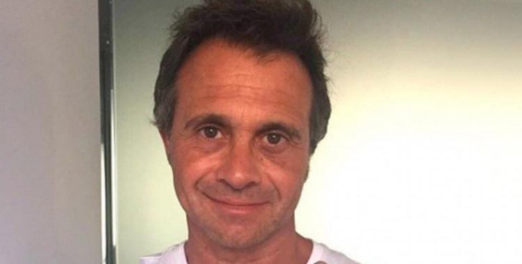 Recibiendo esperanza: el posteo de Sergio Lapegüe al recibir tratamiento con plasma   El Diario 24