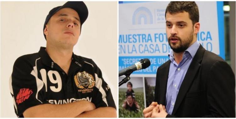 Feroz cruce entre El Dipy y Camilo Vaca Narvaja: Buscate un laburo honesto, ñoqui del Estado | El Diario 24