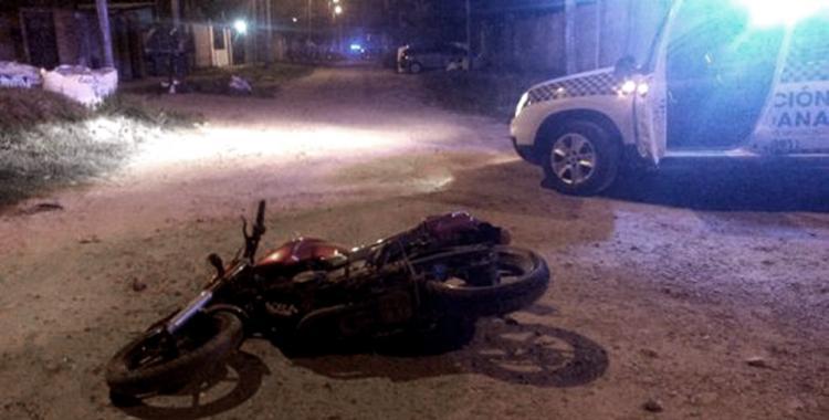 Una mujer policía mató de un tiro a un motochorro menor de edad que asaltó a su vecina | El Diario 24