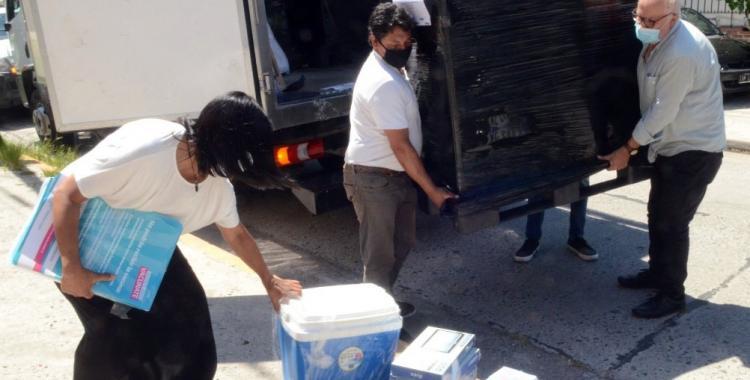 Acusaciones cruzadas en Chubut por la pérdida de vacunas | El Diario 24