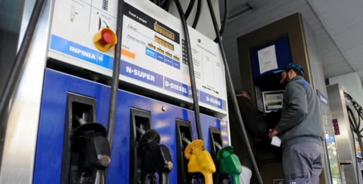 Nuevo aumento del precio de la nafta en YPF y ya alcanzó una suba del 6%   El Diario 24