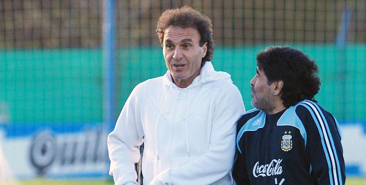 Ruggeri expresó su furia con Leopoldo Luque: Qué loco tratar así a tu amigo   El Diario 24