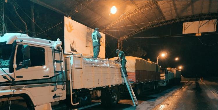 Secuestran cargamento de 58 toneladas de granos de soja que habían partido desde Tucumán | El Diario 24