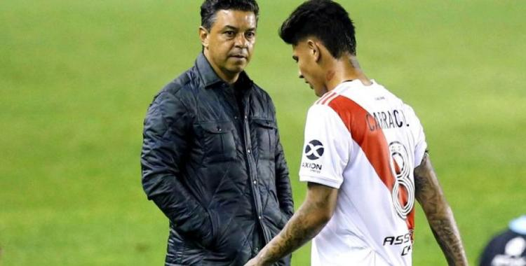 Malas noticias para Marcelo Gallardo: Jorge Carrascal dio positivo de Covid-19 y se pierde el inicio de temporada | El Diario 24