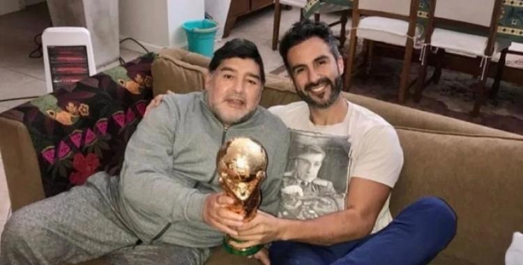 VIDEO Nuevos audios de Leopoldo Luque revelan que el entorno suministraba marihuana a Diego Maradona | El Diario 24
