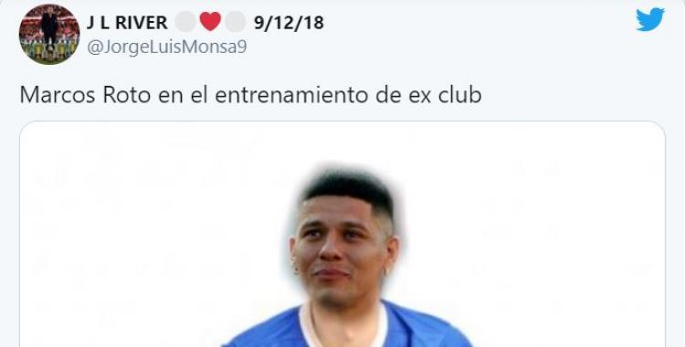 Las redes sociales se llenaron de memes por la lesión de Marcos Roto | El Diario 24
